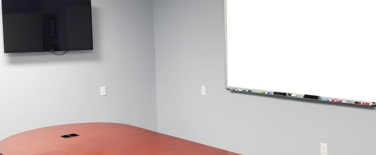 Boardroom Style Conference Room near Baltimore in Halethorpe Hero Image in Violetville, Halethorpe, MD