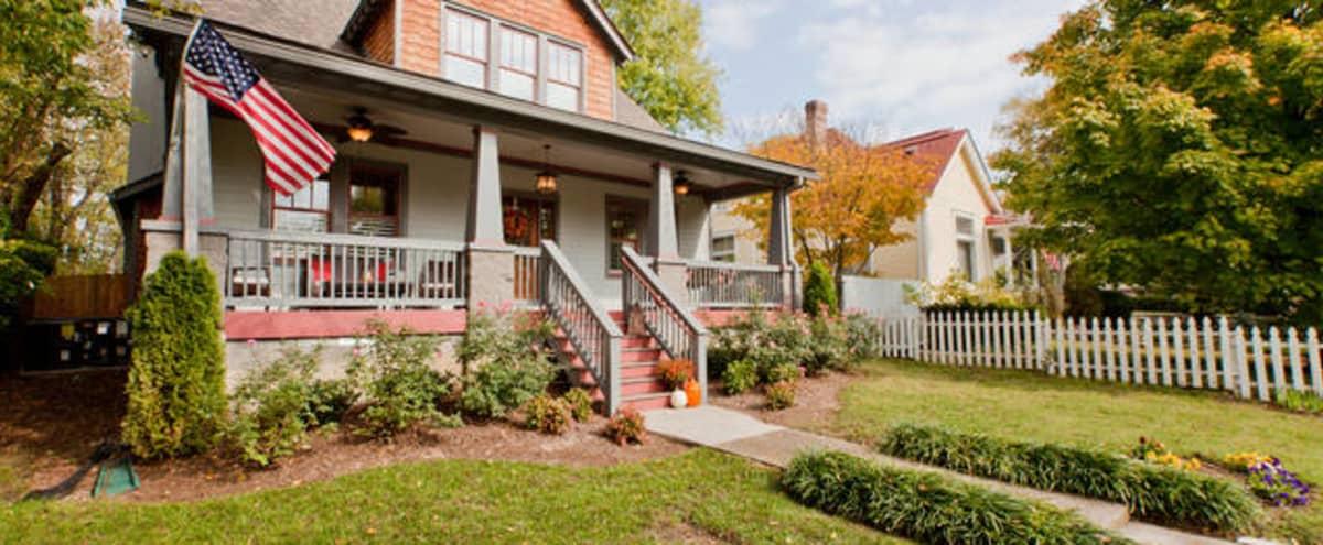 Craftsman Home in Sylvan Park in Nashville Hero Image in Sylvan Park, Nashville, TN