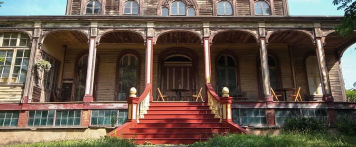 1855 Italianate Villa in Staten Island Hero Image in New Dorp, Staten Island, NY