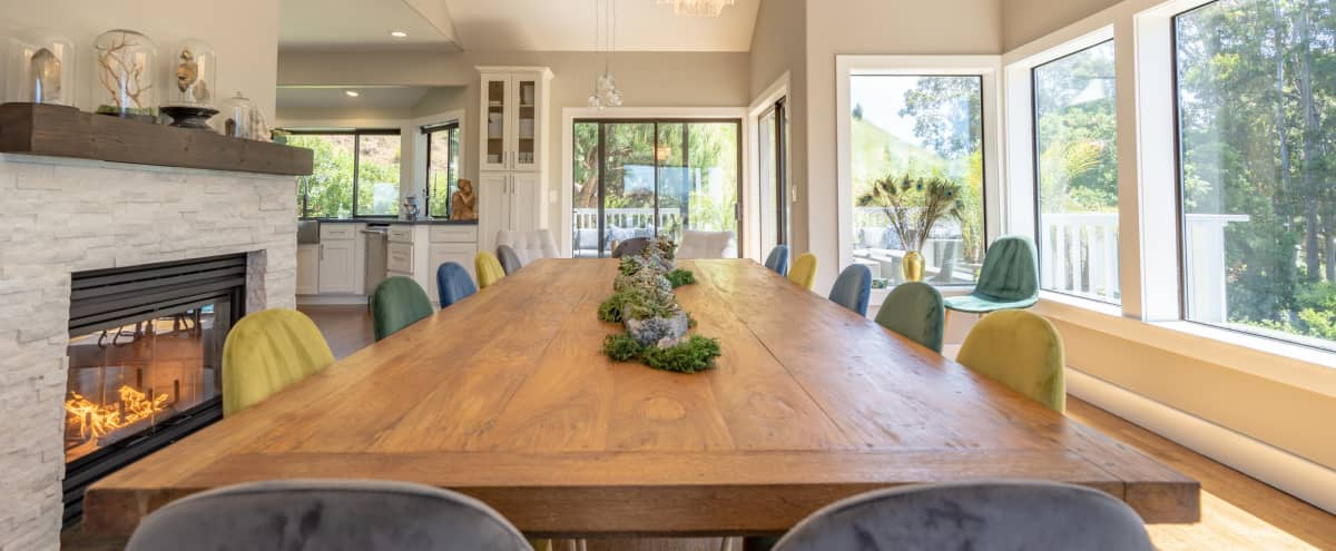 Luxury Treetop Retreat with Stunning Views and Team Experiences in San Rafael Hero Image in undefined, San Rafael, CA