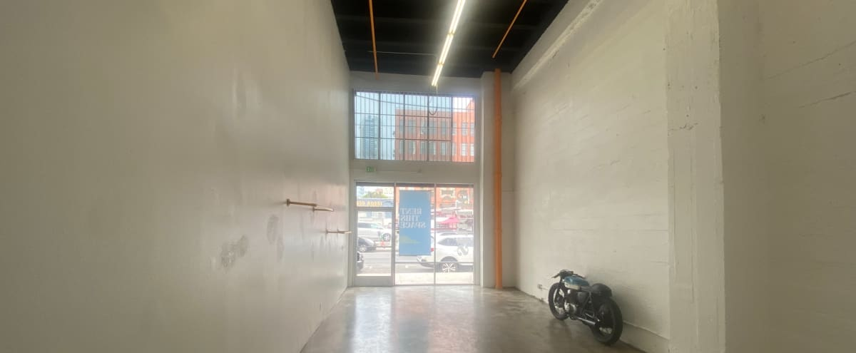 Downtown Studio Space with Lots of Natural Light in Los Angeles Hero Image in Central LA, Los Angeles, CA