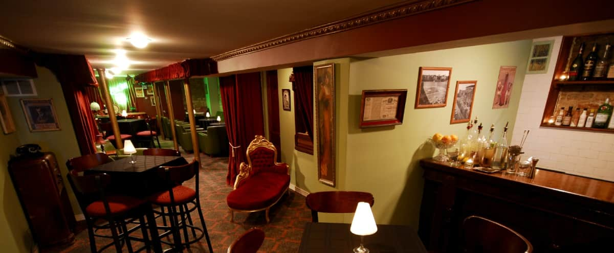 Prohibition Era-Inspired Speakeasy in Lakeview in Chicago Hero Image in Lake View, Chicago, IL