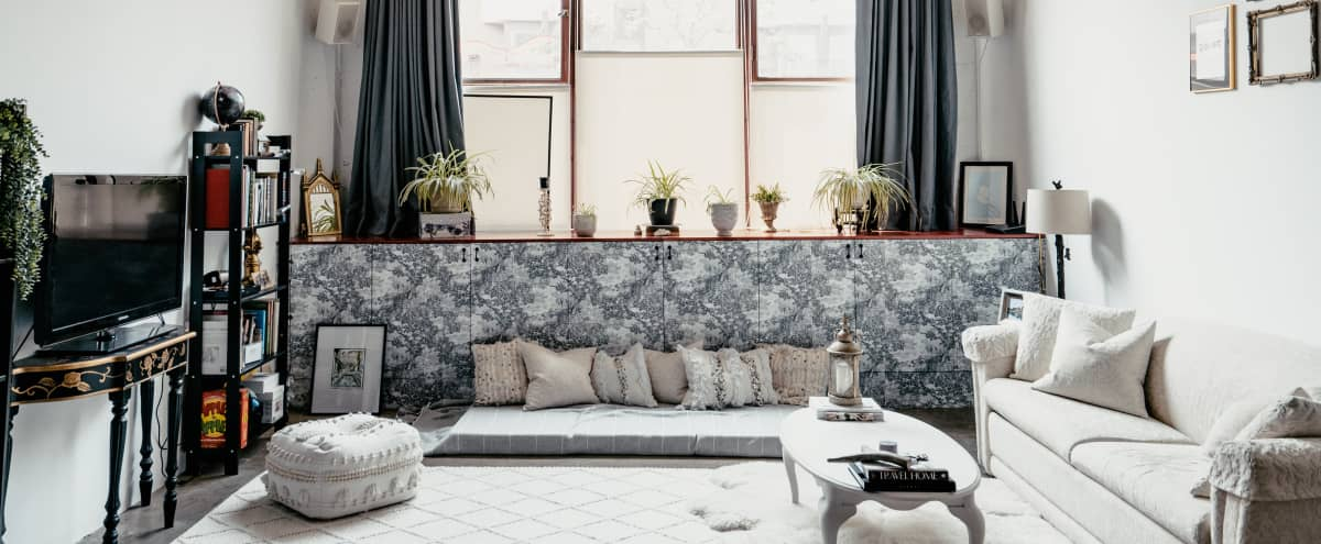 Instagrammable SOMA Industrial Loft Space w/ 16 Foot Ceilings in San Francisco Hero Image in South of Market, San Francisco, CA