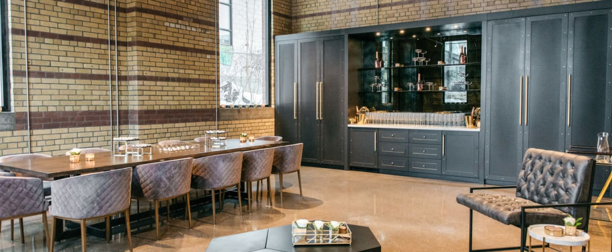 Elegant Industrial Style Event Venue in Toronto Hero Image in Harwood, Toronto, ON