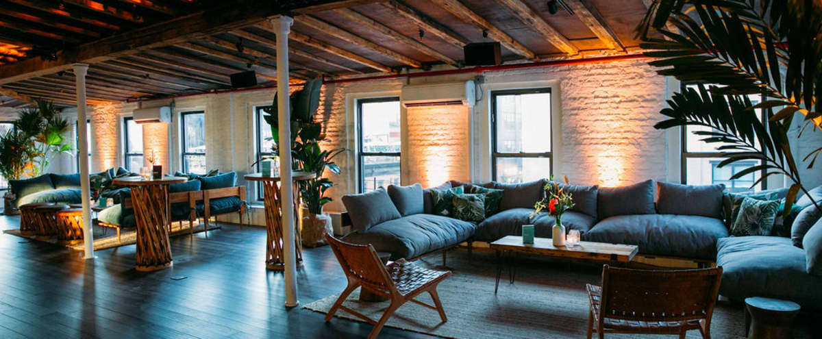 Sunlit Penthouse in New York in New York Hero Image in Greenwich Village, New York, NY