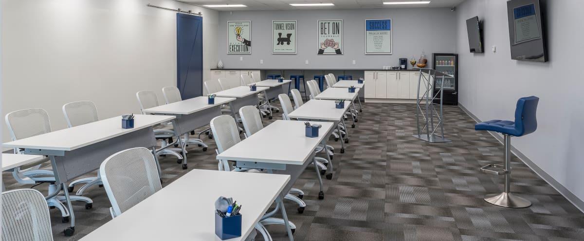Workshop & Meeting Space with Interactive 40ft Whiteboard Wall! in Norcross Hero Image in Gwinnett Village, Norcross, GA