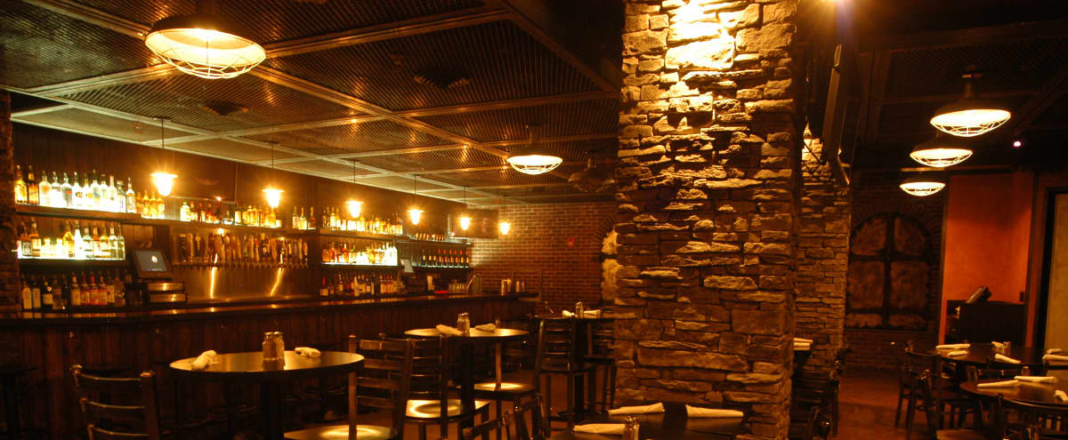 Large Private Cellar Event Space in Midtown Manhattan Flagship Venue in NEW YORK Hero Image in Midtown, NEW YORK, NY