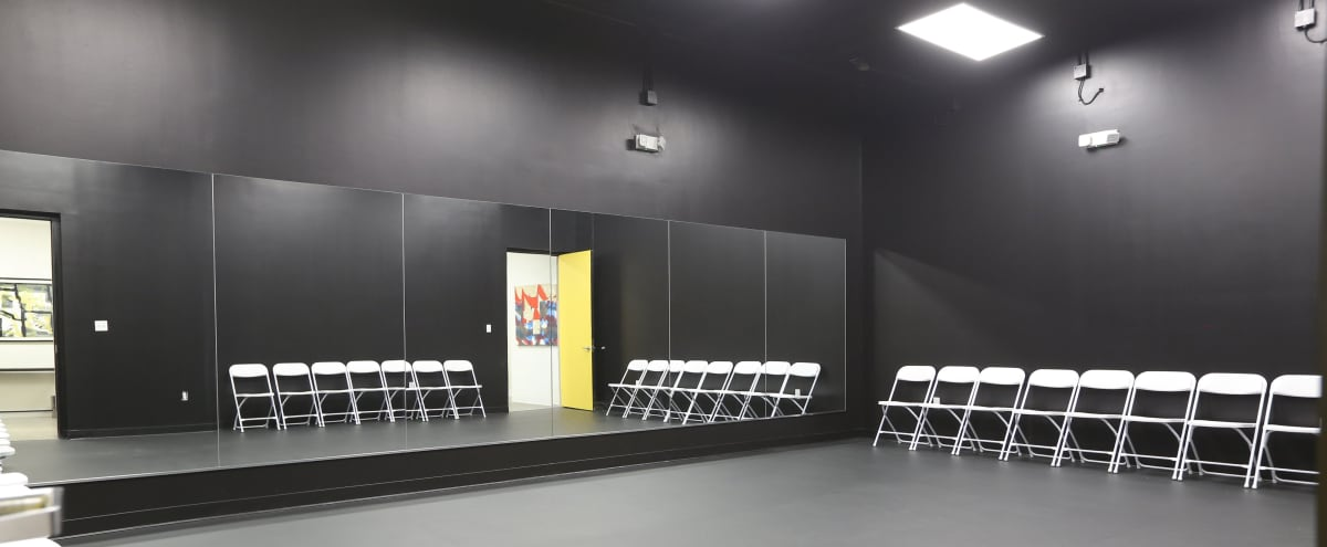BLACK BOX Theater Rehearsal Space in Houston's East End in Houston Hero Image in Second Ward, Houston, TX