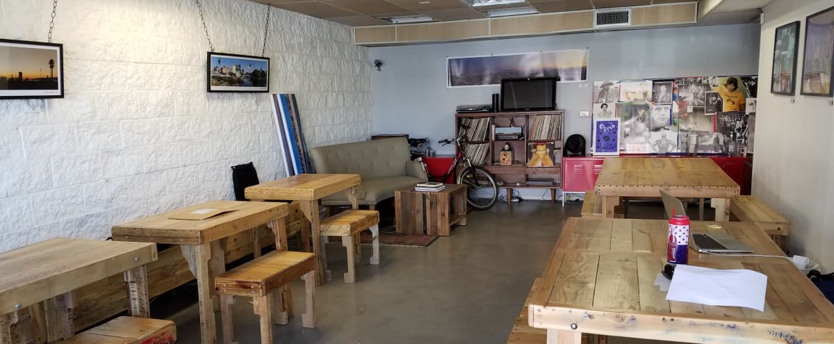 Cozy meeting space in the heart of Mar Vista in Los Angeles Hero Image in Mar Vista, Los Angeles, CA