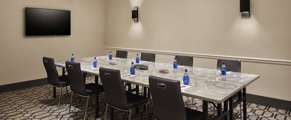 Located in Union Square- The Davinci Room is a Private Event Venue Downtown San Francisco in San Francisco Hero Image in Tenderloin, San Francisco, CA