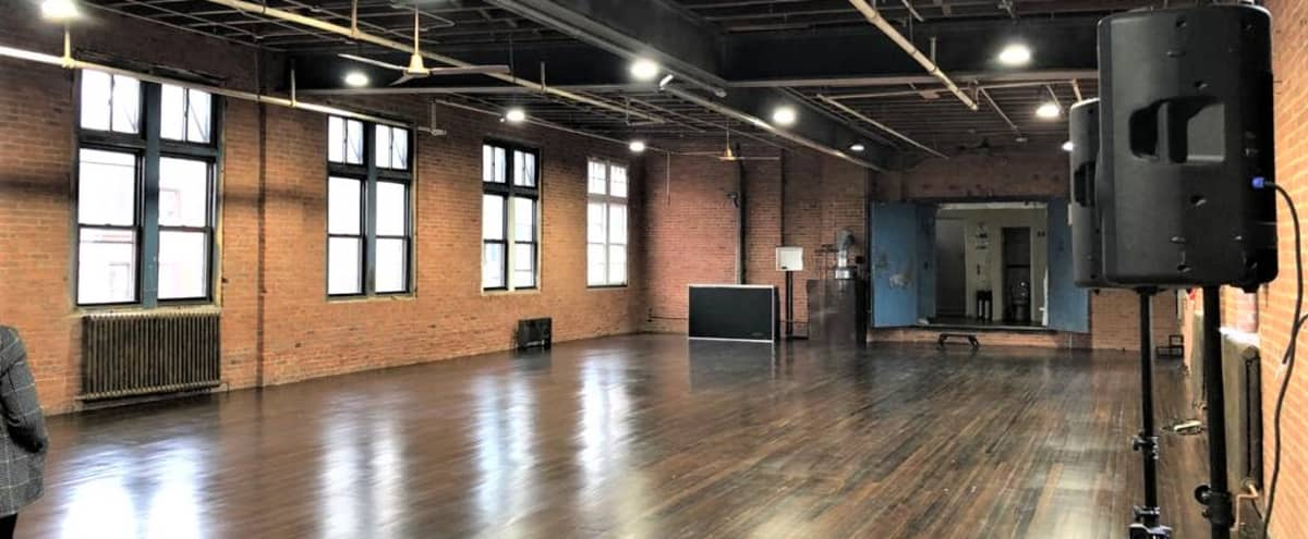Classon Loft and Rooftop in brooklyn Hero Image in Clinton Hill, brooklyn, NY