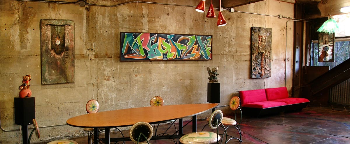 IDEAL POP-UP SPACE in cool Art Colony minutes from DTLA in los angeles Hero Image in Chinatown, los angeles, CA