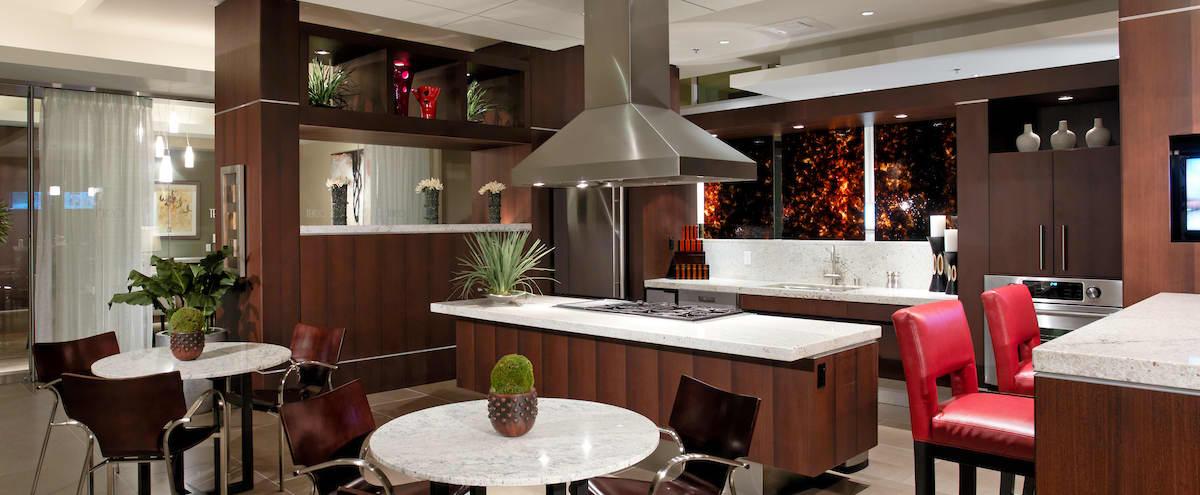 Luxury Clubhouse with Gourmet Demonstration Kitchen Ten20 in Bellevue Hero Image in Northwest Bellevue, Bellevue, WA