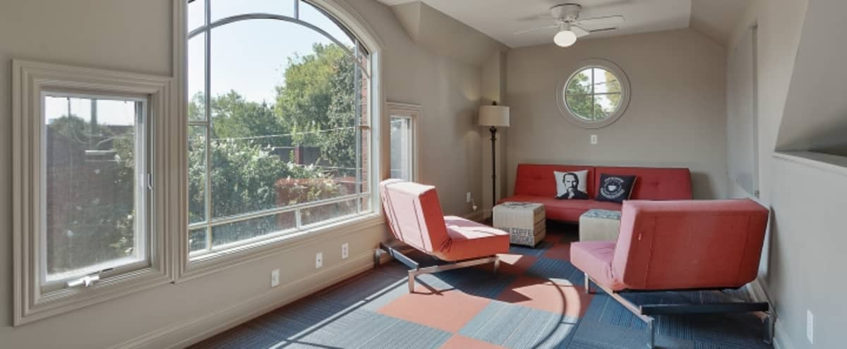 Private / Brainstorming Room for up to 6 in Historic Germantown adjacent to Downtown Nashville in Nashville Hero Image in Germantown, Nashville, TN