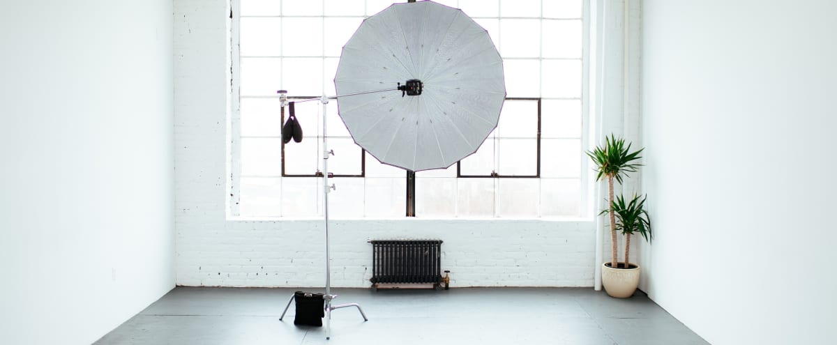 Creative Brooklyn Photo Studio with Tons of Natural Light & High Ceilings in Brooklyn Hero Image in Brownsville, Brooklyn, NY