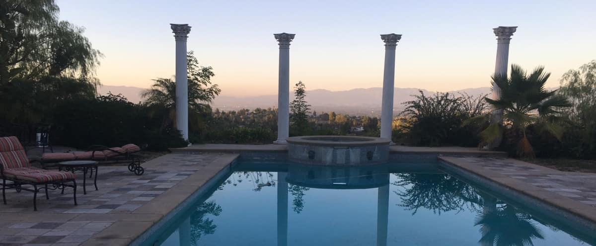 Mansion w/Spectacular Views for Corporate Events in Tarzana Hero Image in Tarzana, Tarzana, CA