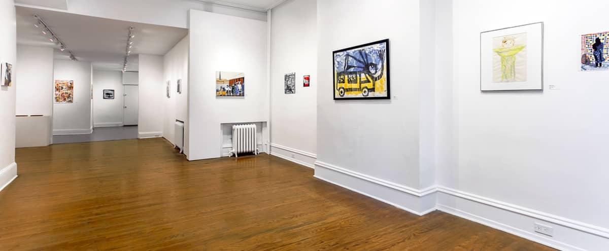 Urban Art Gallery Space | Small Gatherings & Retreats in Philadelphia Hero Image in Bella Vista, Philadelphia, PA