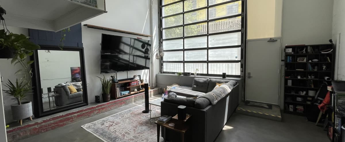 Bohemian, Artist Loft Drenched in Natural Light in Los Angeles Hero Image in Lincoln Heights, Los Angeles, CA