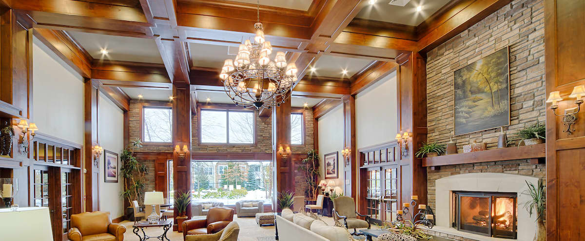 Beautiful Traditional Clubroom in Braintree Hero Image in undefined, Braintree, MA