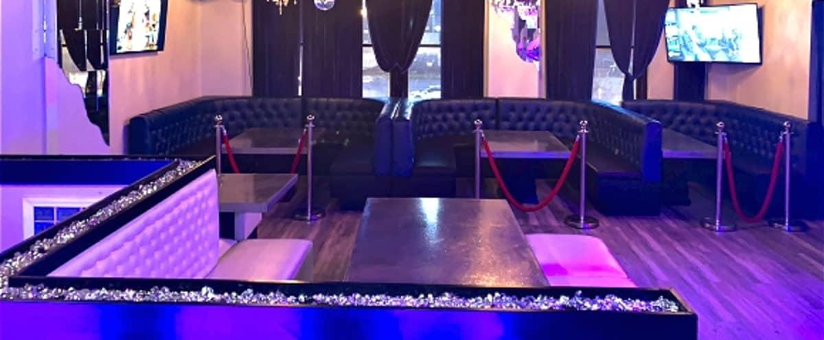 Urban Upscale Lounge in Atlanta Hero Image in Downtown Atlanta, Atlanta, GA