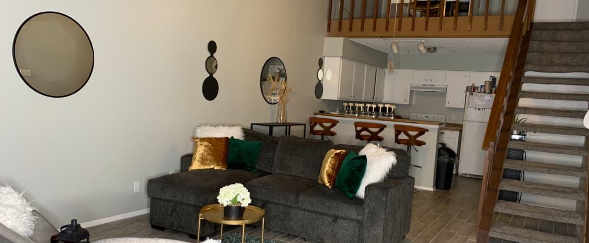 Loft Perfect for Work & Play in Houston Hero Image in Brays Oaks, Houston, TX