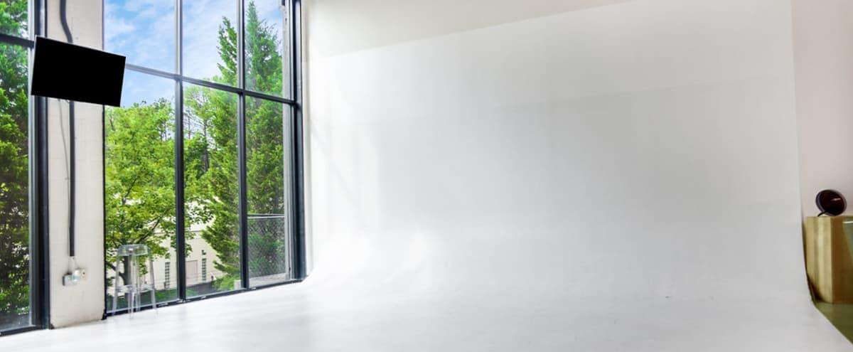 The Studio Loft in Atlanta Hero Image in Underwood Hills, Atlanta, GA