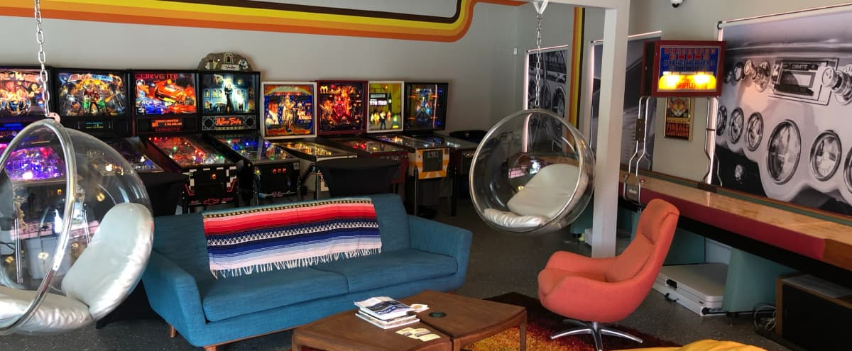 70s Themed Man Cave & Classic Cars in Redondo Beach Hero Image in South Redondo, Redondo Beach, CA