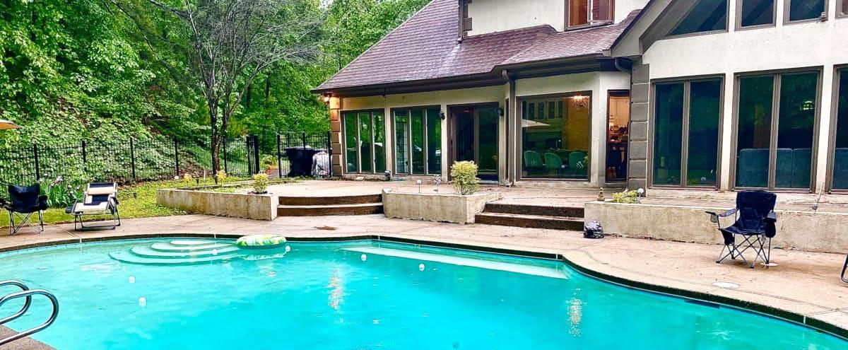 The Manor Pool in Sandy Springs Hero Image in undefined, Sandy Springs, GA