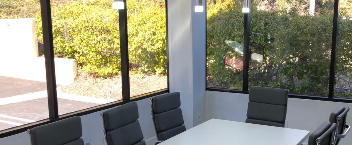 Sleek And Modern 8-10 Person Meeting Space in Sorrento Valley in San Diego Hero Image in Sorrento Mesa, San Diego, CA