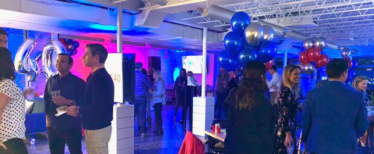 Spacious & Modern SMU Area Coffee Shop with Patio - Party Rental in Dallas Hero Image in Northeast Dallas, Dallas, TX