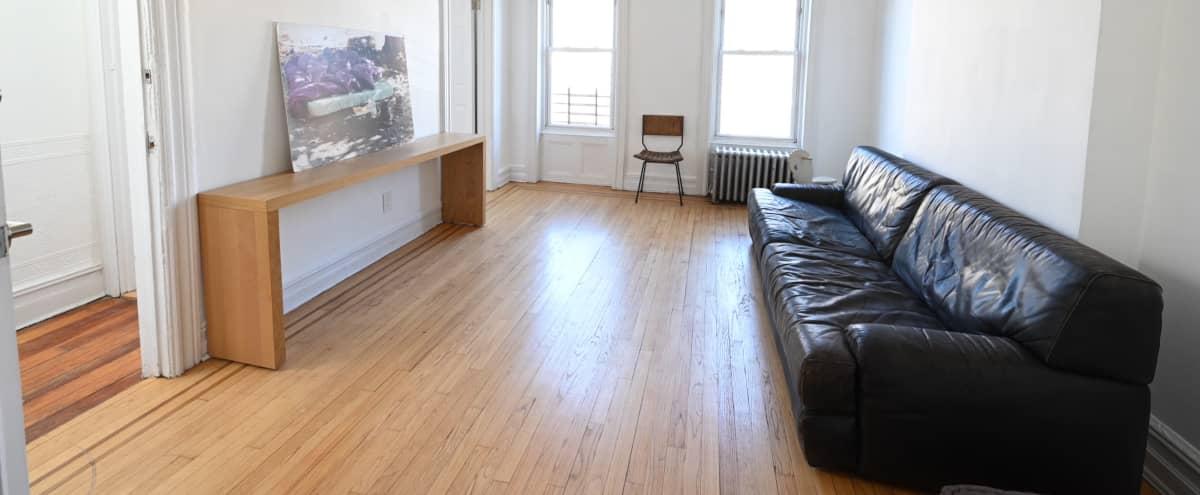 GathR Haus Studio ~ Brooklyn Daylight TownHaus in Brooklyn Hero Image in Cypress Hills, Brooklyn, NY