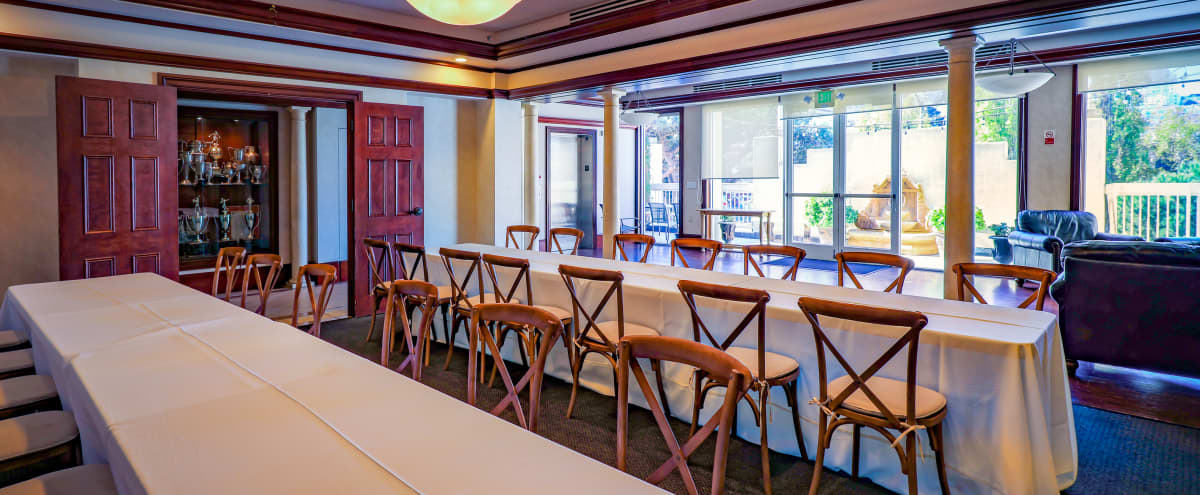 Versatile Event/Work Space in North Beach with Balcony overlooking Washington Square Park in San Francisco Hero Image in Telegraph Hill, San Francisco, CA
