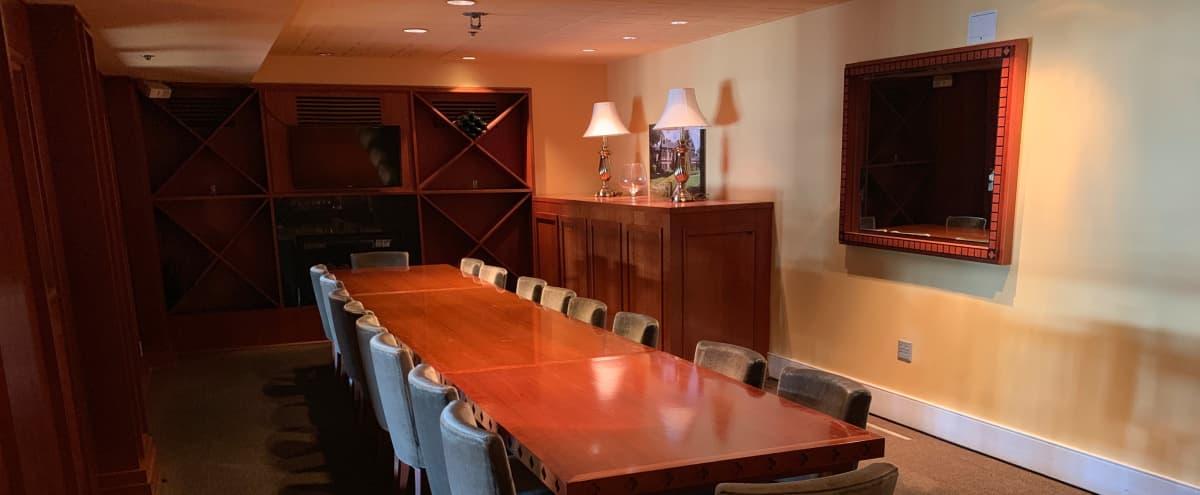 Belltown Meeting Room in Argentine Steakhouse in seattle Hero Image in Belltown, seattle, WA