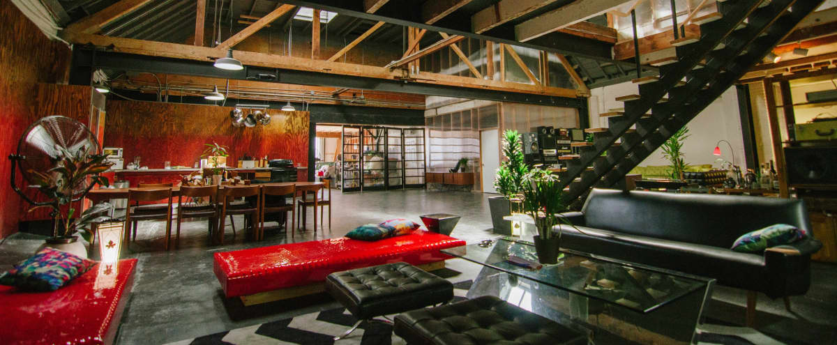 Large Spacious Downtown Warehouse Loft Los Angeles Ca