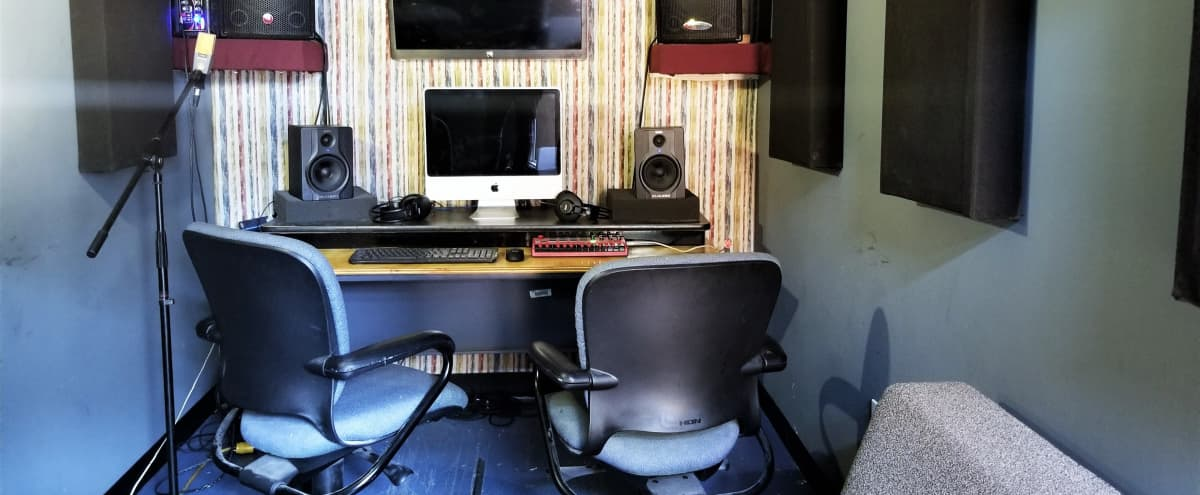 Simple Recording studio /Office/Studio Space  w/internet in the City in atlanta Hero Image in English Avenue, atlanta, GA