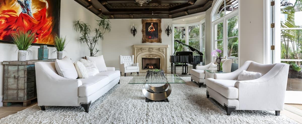 Bel Air  Golf Course View Mansion / House /Villa in Los Angeles Hero Image in Bel Air, Los Angeles, CA