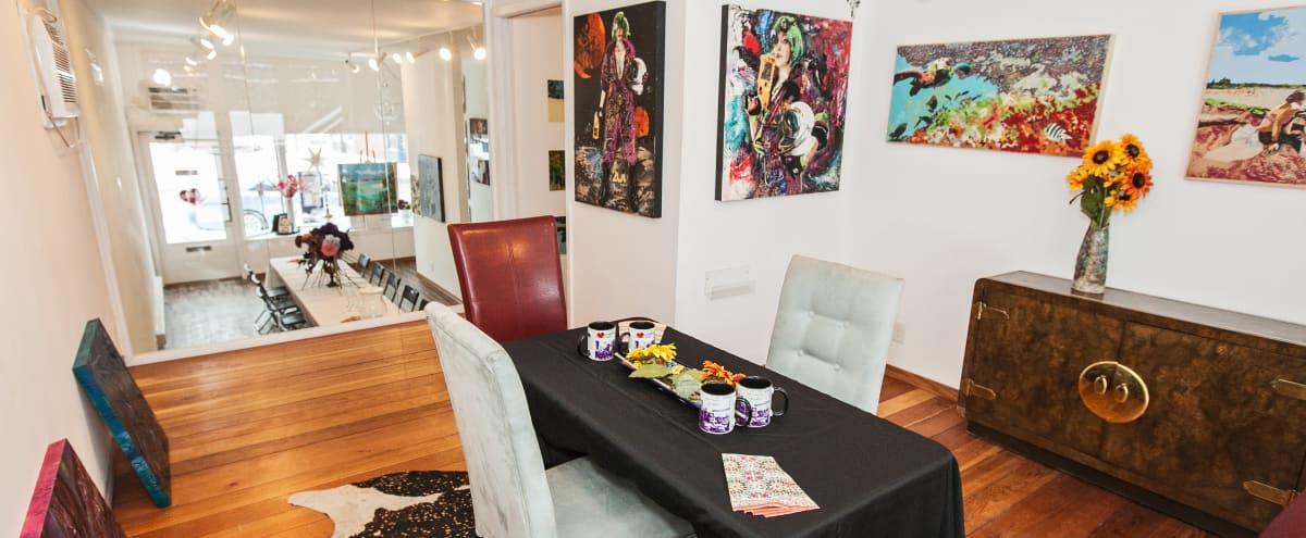 Downtown Upper Art Gallery Meeting Area in Minneapolis Hero Image in Elliot Park, Minneapolis, MN