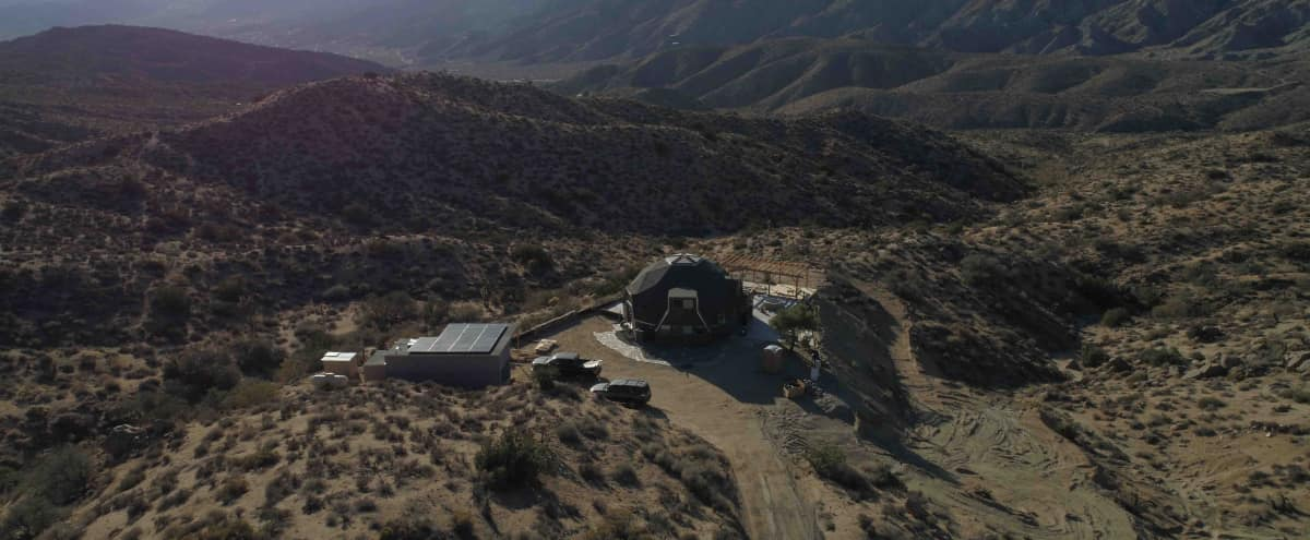 110 Acre Very Secluded Dome - in Yucca Valley Hero Image in undefined, Yucca Valley, CA