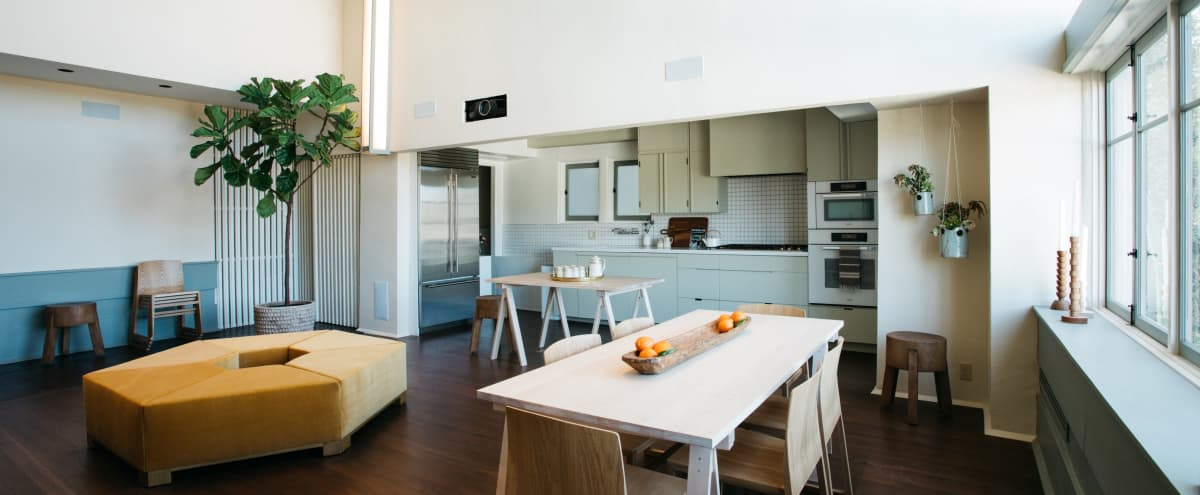 R.M. Schindler Silver Lake 2-Story Modernist Loft, Spacious, Natural Light, Full Kitchen and 1.5 Bathrooms in LOS ANGELES Hero Image in Silver Lake, LOS ANGELES, CA