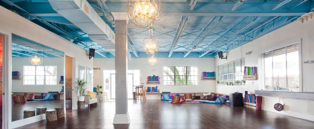 Stunning Multi Purpose Production Warehouse Studio in Miami in Miami Hero Image in Little River, Miami, FL