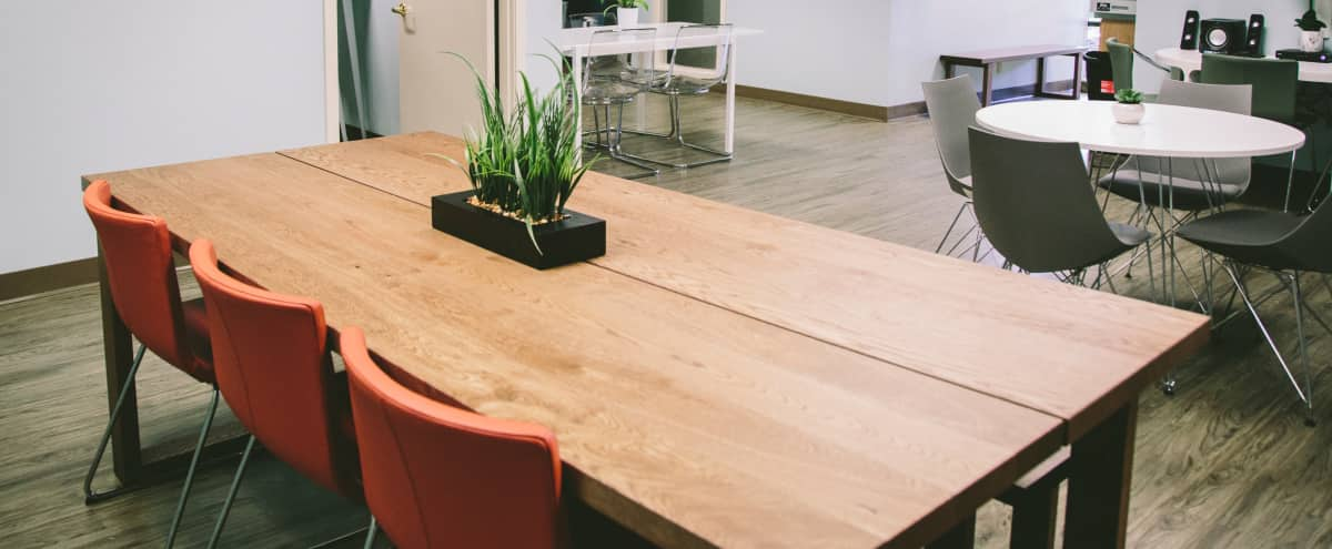 Creative Coworking, Meeting & Event Space located Centrally in the Beautiful Bellevue Area with Free Parking in Bellevue Hero Image in Wilburton, Bellevue, WA