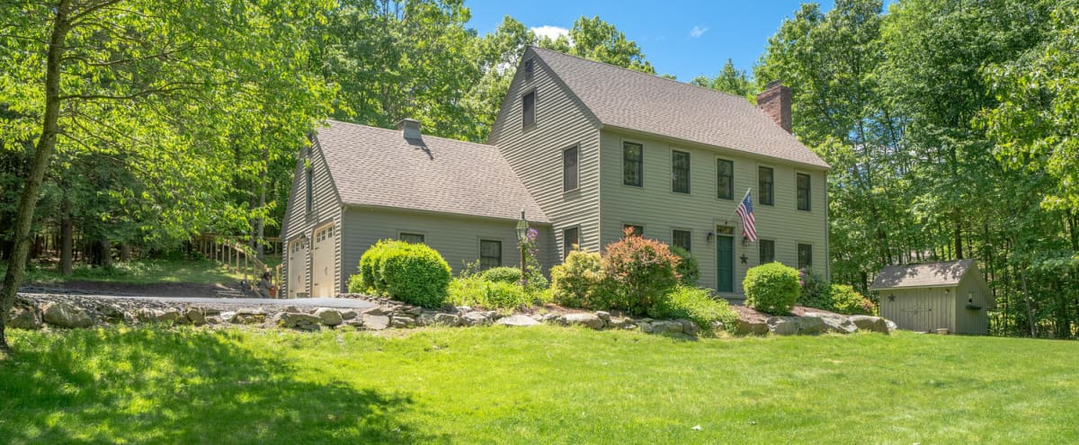 2,500 sq/ft rockwellian dreamscape with 3 acres of outdoor space and pool. in Montgomery Hero Image in undefined, Montgomery, NY