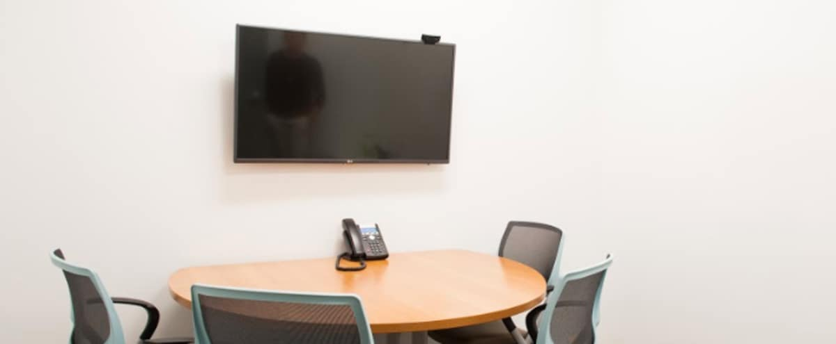 Comfortable Union Square Meeting Space for 4-6 People in Somerville Hero Image in Prospect Hill, Somerville, MA