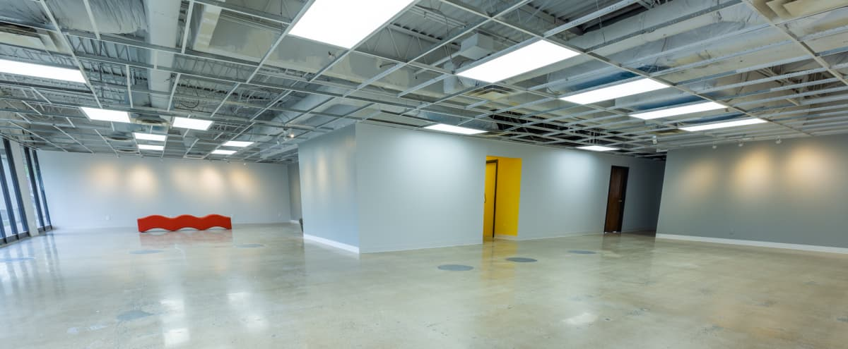 Large, Versatile Gallery Production Space with Access to Courtyard in Nashville Hero Image in South Nashville, Nashville, TN