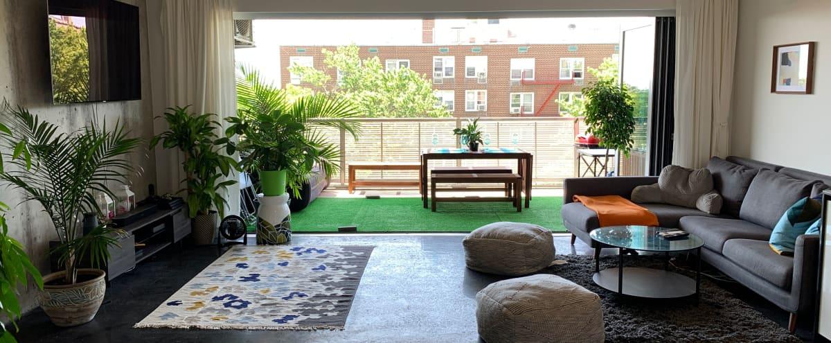 Luxury Planted Penthouse w Beautiful Views - Winter Ready! in Brooklyn Hero Image in East Flatbush, Brooklyn, NY