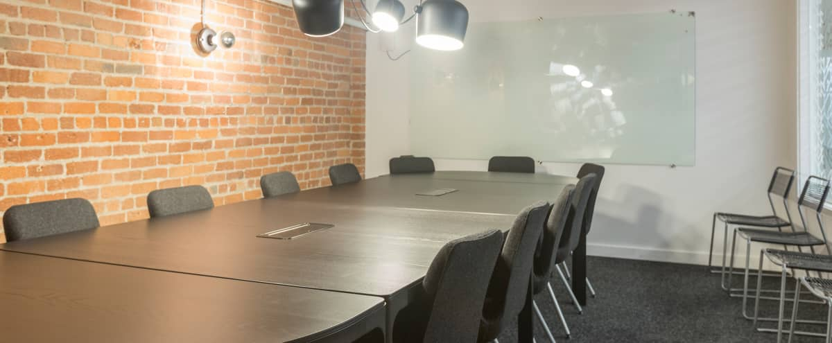 Beautiful 12-person Conference Room in SOMA in San Francisco Hero Image in South of Market, San Francisco, CA