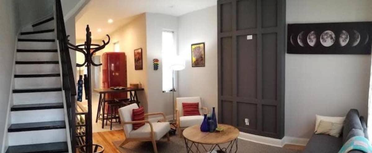 Beautifully Renovated Home in University City in Philadelphia Hero Image in University City, Philadelphia, PA