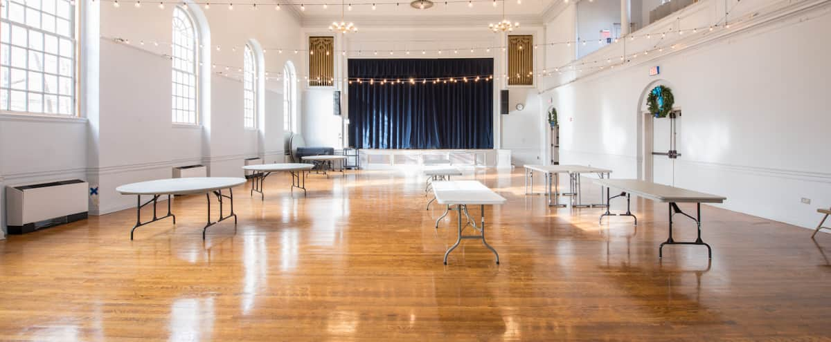 Large & Bright Event Space in Washington DC Hero Image in Columbia Heights, Washington DC, DC