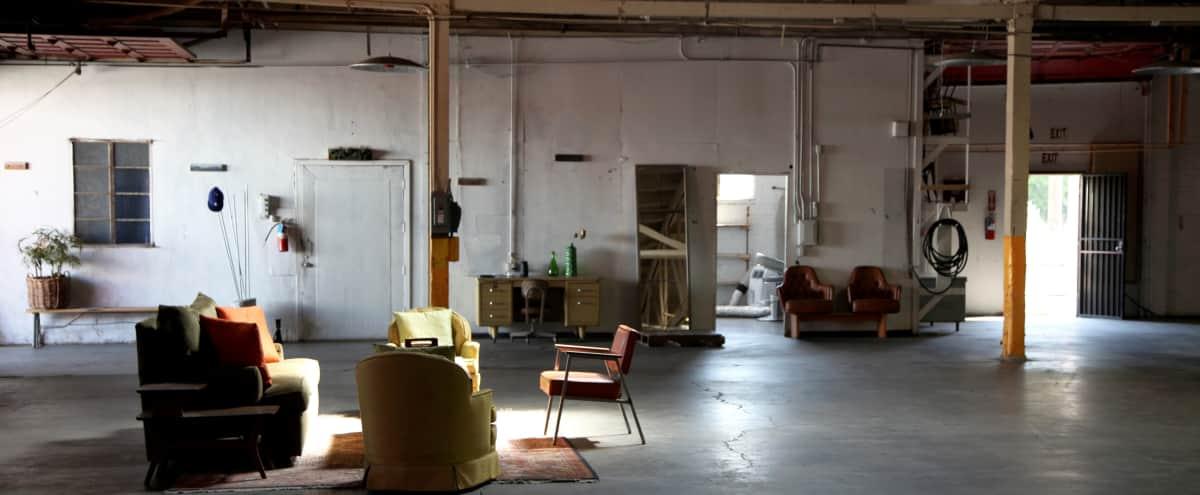Versatile Creative Studio in 1940s Warehouse Complex (14,000 square ft) in Los Angeles Hero Image in Northeast Los Angeles, Los Angeles, CA
