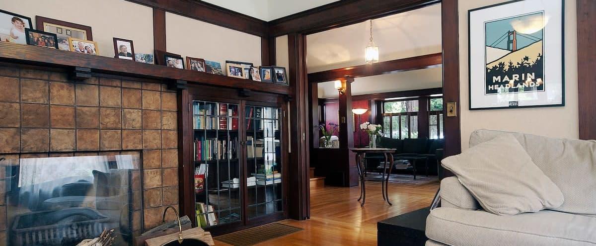 Historic Craftsman Home near Lake Merritt in Oakland in Oakland Hero Image in Adams Point, Oakland, CA